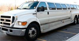 ford 650 limousine