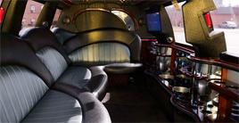 lincoln navigator limo interior